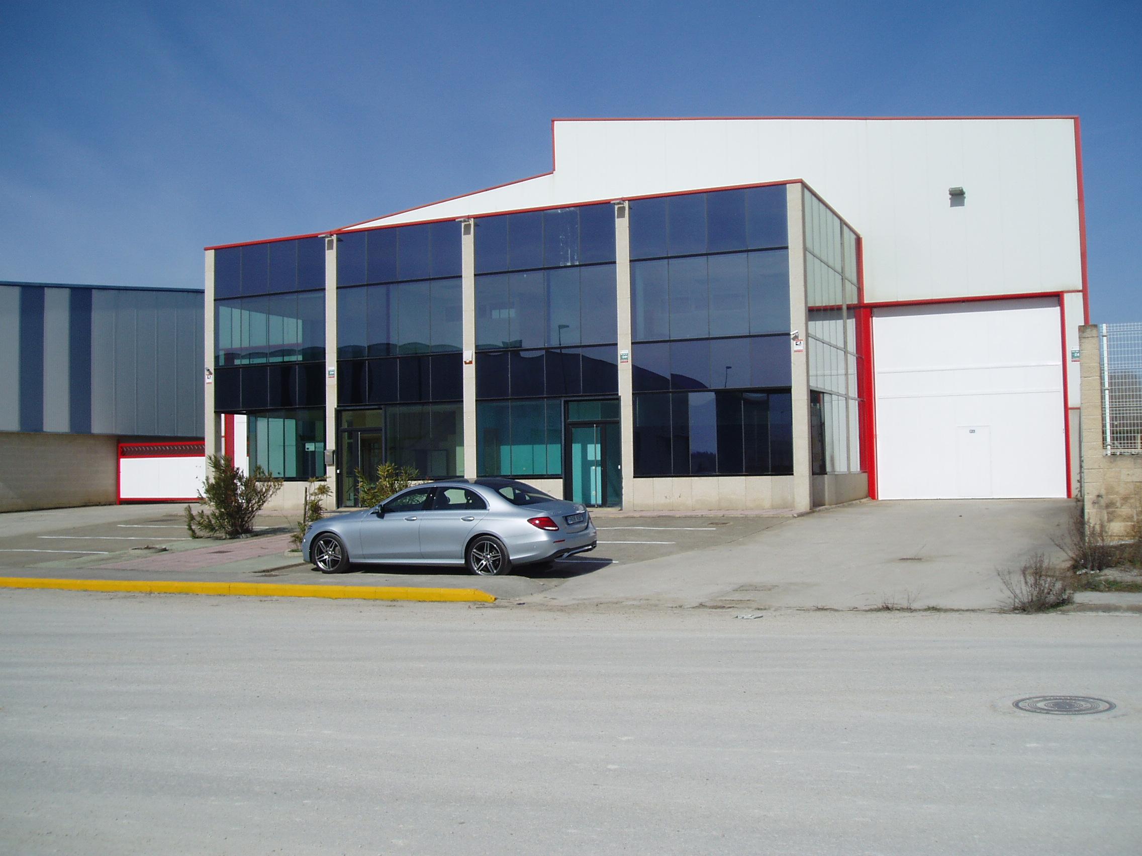 Nave industrial en Cabañas (El Bayo)