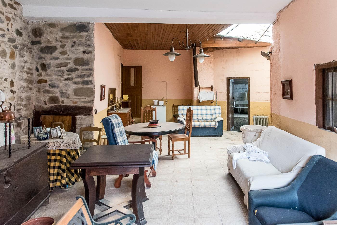 Casa de piedra en Villamartin